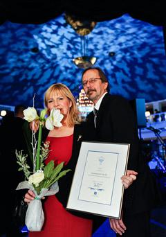 Eija ja Jouko Lehmuskallio