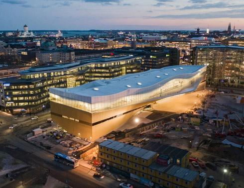 Kuva: Tuomas Uusheimo / Oodi