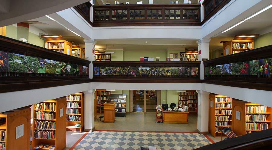 Kirjasto Rikhardinkatu