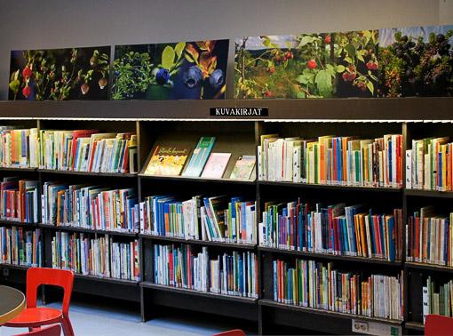 Valkeakosken Kirjasto